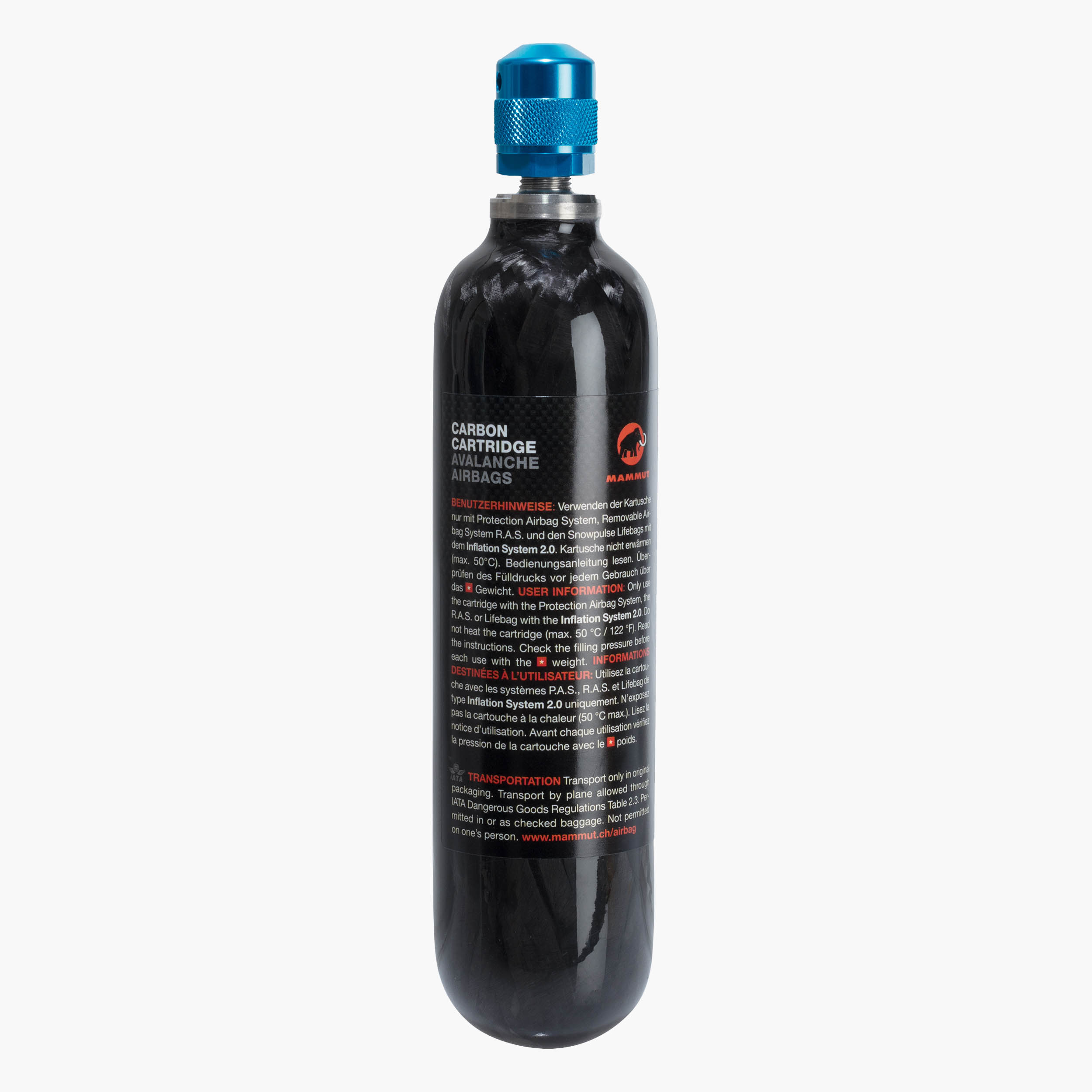 MAMMUT R.A.S. CARBON CARTRIDGE
